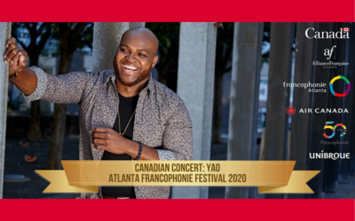 Free Concert By Canadian Artist Yao | Saturday, March 28 | Midtown