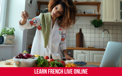 Francophone Gastronomy & Culture | Mini Summer Session | Online