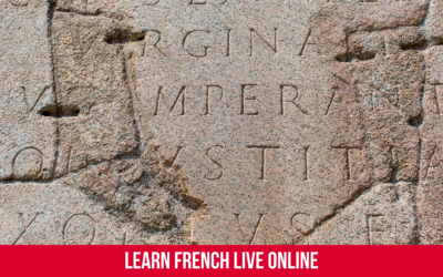 Origins of the French Language | Mini Summer Session | Online